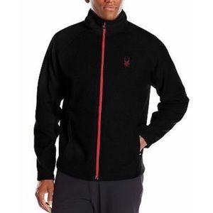 Spyder Foremost Textured Jacket NWT